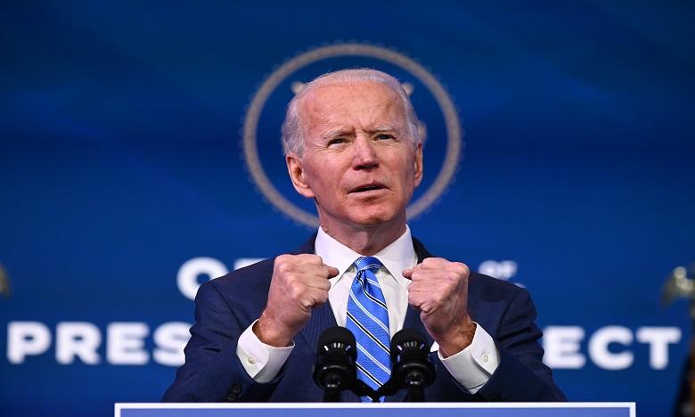 Joe Biden compte annuler un décret migratoire controversé adopté par son prédécesseur pour interdire aux ressortissants de pays en majorité musulmans d'entrer aux Etats-Unis. Ph. AFP
