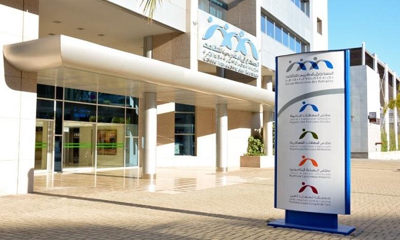 La Caisse marocaine des retraites tient son conseil d'administration