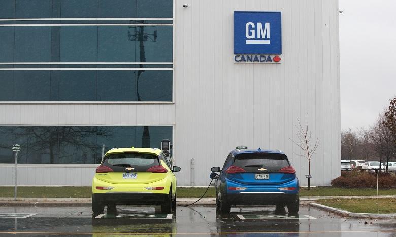 GM compte investir 27 milliards de dollars dans les véhicules électriques et autonomes au cours des cinq prochaines années. Ph : DR