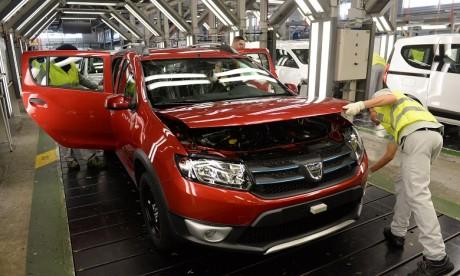 Renault Maroc: 277.474 véhicules produits en 2020