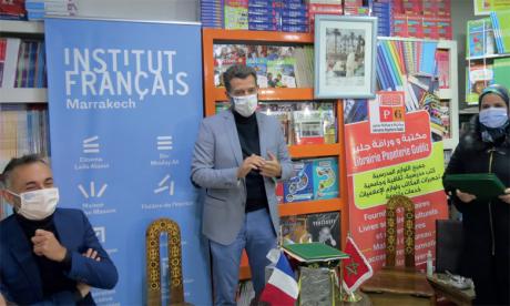 L'Institut français soutient les librairies indépendantes