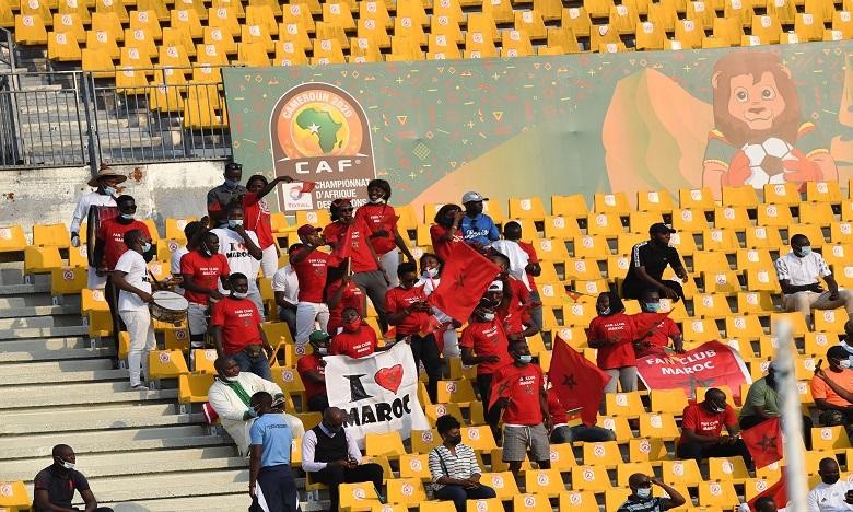 CHAN 2020 : le Maroc débute par une victoire contre le Togo