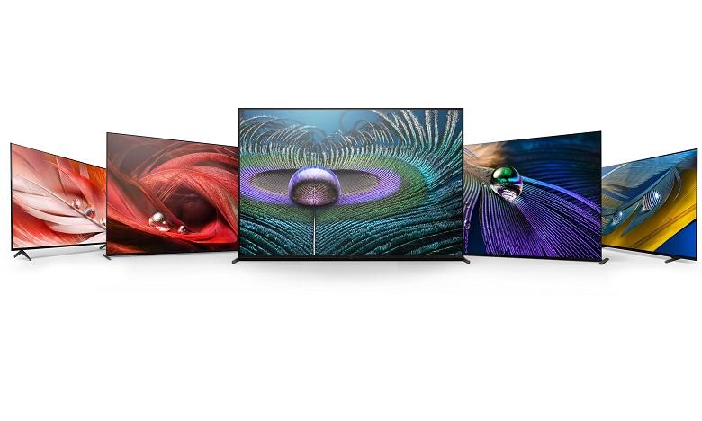 """Sony lance de nouveaux modèles de téléviseurs dotés du """"Cognitive Processor XR"""""""