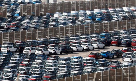 """Automobile : les ventes en régression """"exceptionnelle"""""""