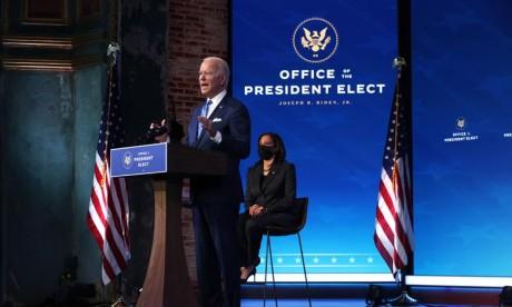États-Unis : Biden dévoile son plan de relance de 1.900 milliards de dollars