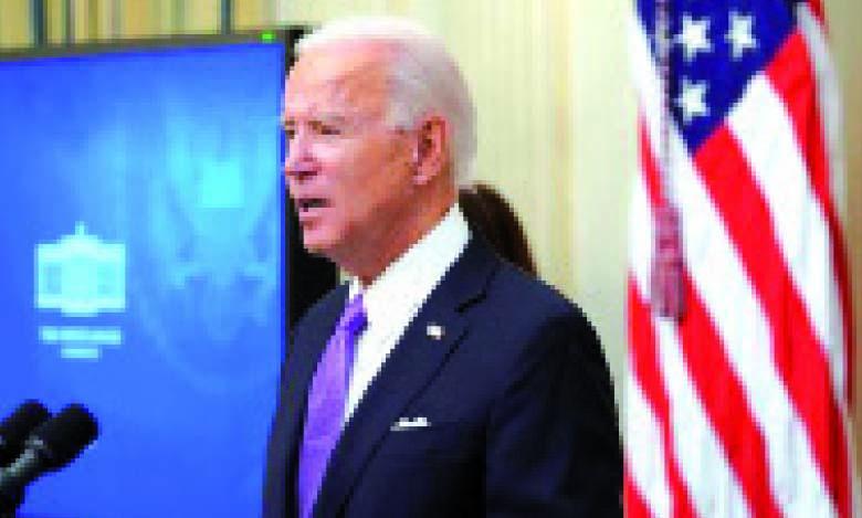 Pour Biden, les Accords d'Abraham sont «positifs» pour le PO et pour les États-Unis