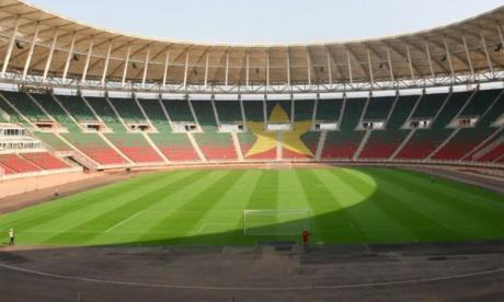 Le Cameroun et le Zimbabwe coupent le ruban du CHAN 2020, en présence d'Infantino