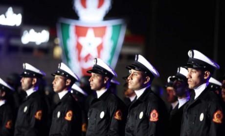 9.499 fonctionnaires de police ont bénéficié de l'avancement au choix au titre de l'exercice 2020