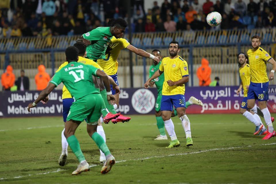 Le Raja composte son ticket pour la finale aux dépens d'Al Ismaïly