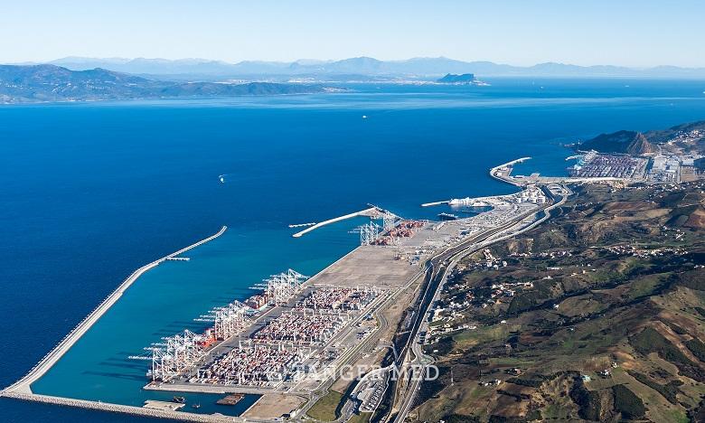 Trafic conteneurisé : Tanger Med, champion de la Méditerranée !