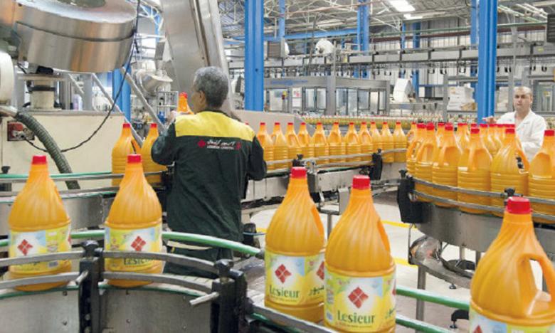 Lesieur Cristal exporte ses produits vers 32 pays dont 15 africains.