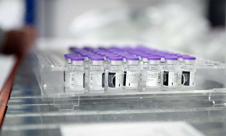 Pandémie : La région de Madrid interrompt ses vaccinations faute de doses
