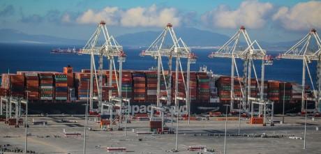 Mise en service du terminal à conteneurs 3 au port de Tanger Med 2 par Tanger Alliance