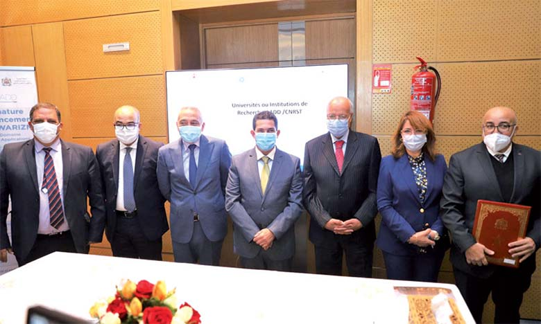 Un appui de 50 millions de DH  au profit de 45 projets dans le cadre du Programme Al Khawarizmi