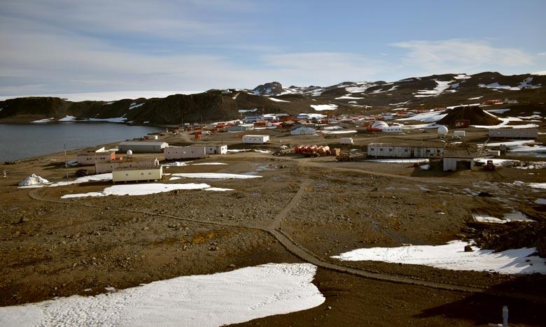 Antarctique : Fort séisme de magnitude 7 près d'une base chilienne