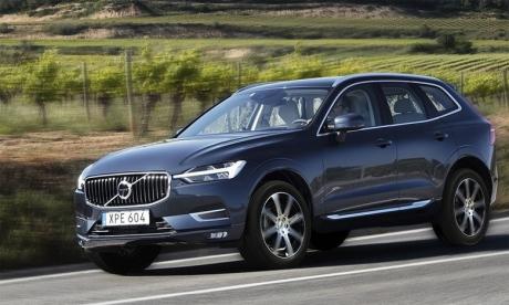 Le XC60 a été le modèle le plus vendu de Volvo en 2020, avec un total de 191.696 unités, suivi par le XC40 (185.406 livraisons) et le XC90 (92.458).