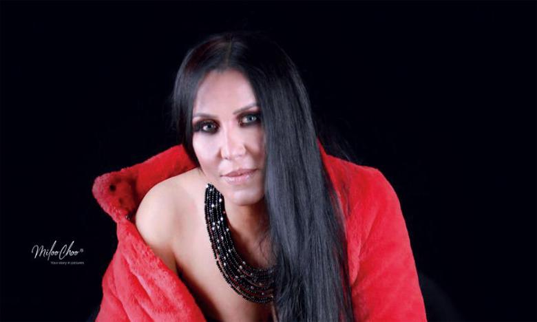 La réalisatrice et scénariste Saloua Regragui.