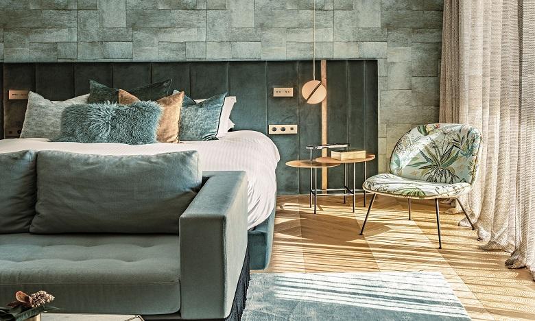 Le design d'intérieur, c'est raconter une histoire inédite avec des matières, des formes, des styles, des ombres, de la lumière, des époques...