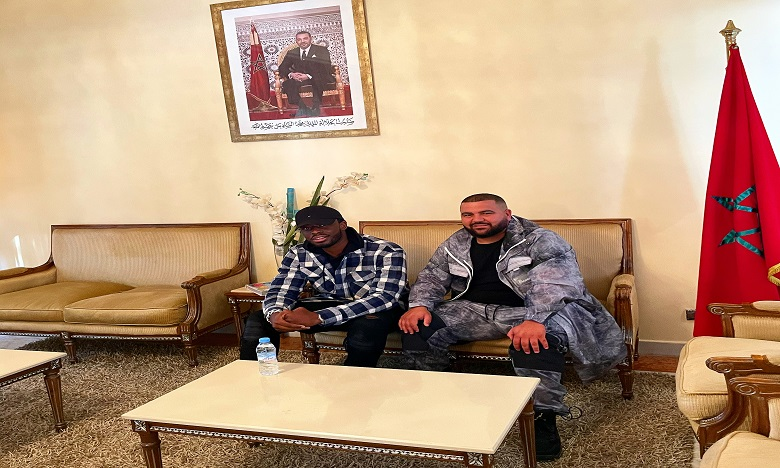 La star Dadju s'installe à Marrakech