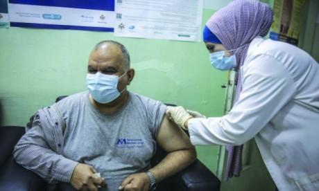 La Jordanie, un des premiers pays à vacciner les réfugiés
