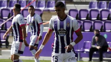 Jawad El Yamiq, testé positif au Covid-19, sera absent face au FC Valence