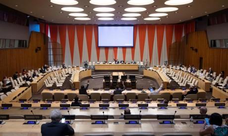 Le Conseil économique et social de l'ONU célèbre ses 75 ans