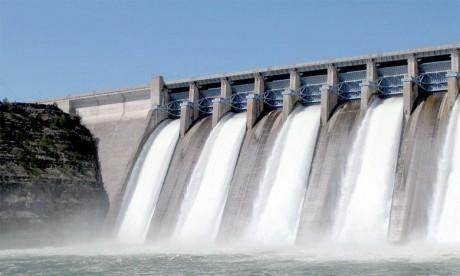 Barrages : le taux de remplissage atteint 38,8%
