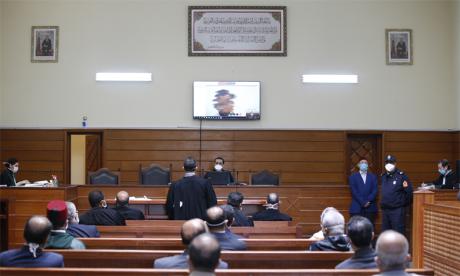 Covid-19 : Lancement des procès à distance au tribunal de première instance à Salé.