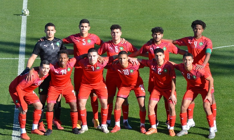 Match amical (U17): Le Maroc s'incline face au Sénégal