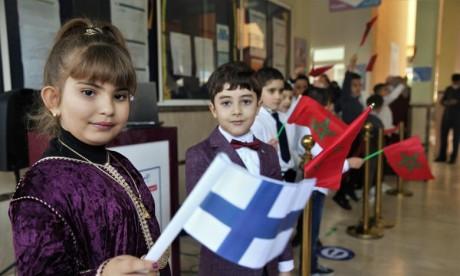 Tanger: Partenariat pédagogique entre FinlandWay Schools et l'école Al Amana