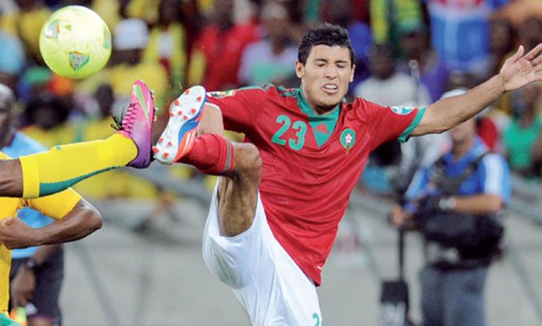 L'absence de Abdelilah Hafidi a pesé sur l'animation offensive des Lions de l'Atlas A' face au Togo.