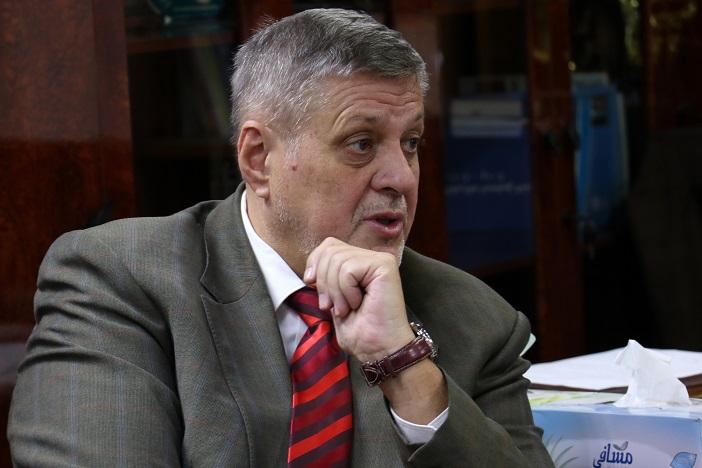 Agé de 68 ans, Jan Kubis était depuis janvier 2019 Coordonnateur spécial pour le Liban. Ph. AFP
