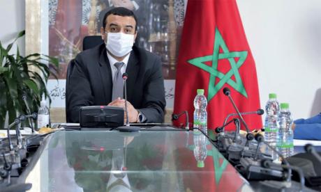 Mohamed Amekraz : Le marché  du travail connait une «reprise relative»