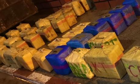 Kénitra: 1,120 tonne de chira saisie, un individu interpellé