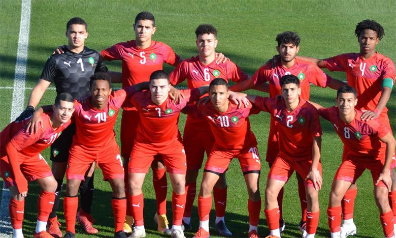 Sergio Piernas convoque 24 joueurs pour un stage de quatre jours à Maâmora