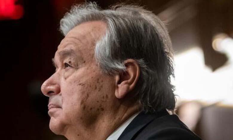 M. Guterres a félicité les États qui ont ratifié le Traité et salué le rôle déterminant de la société civile qui a fait progresser les négociations. Ph. ONU