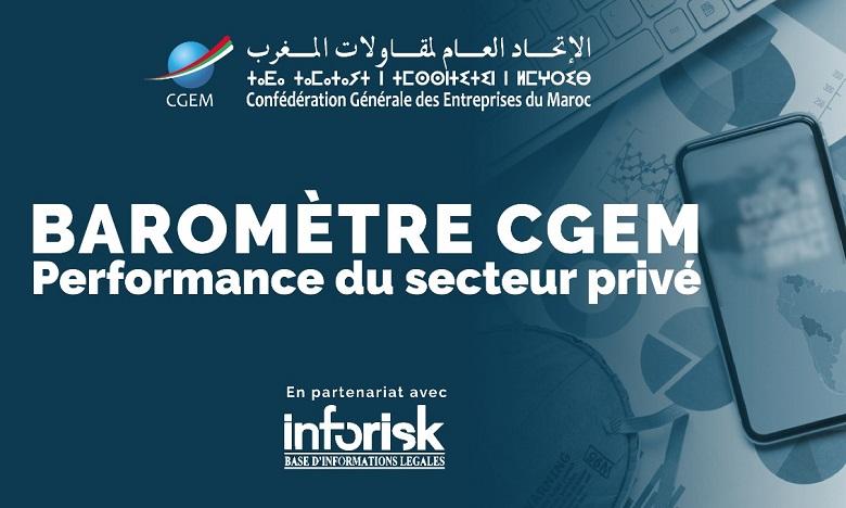 """La 4e édition du Baromètre """"Performance du secteur privé"""" de la CGEM démarre"""