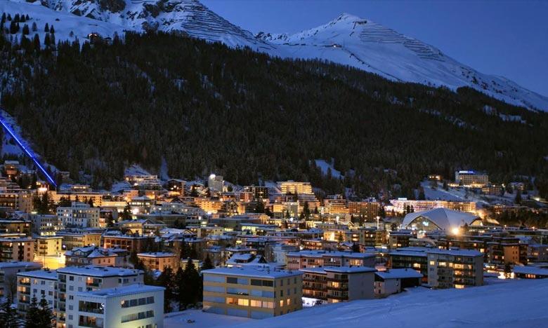 Pendant l'habituelle «semaine de Davos», le Forum économique mondial (WEF) se déroulera sous forme de contributions virtuelles. Ph : DR
