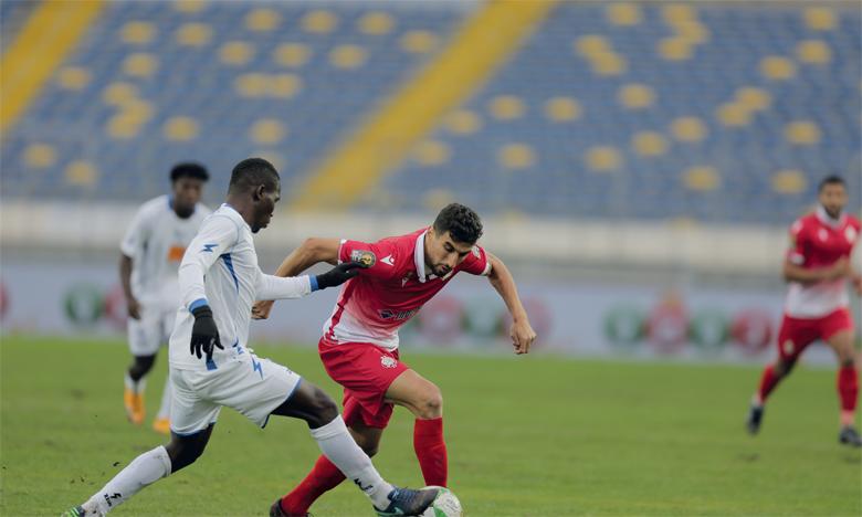 La qualification du WAC en phase de poules de la Ligue des champions est la septième consécutive.