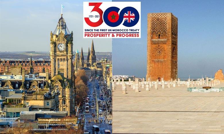 Le Maroc et Grande Bretagne célèbrent l'anniversaire de leur premier accord