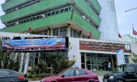 """Élections à la MGPAP: L'Union syndicale des fonctionnaires soutient la liste de la coordination nationale """"Mains propres"""""""
