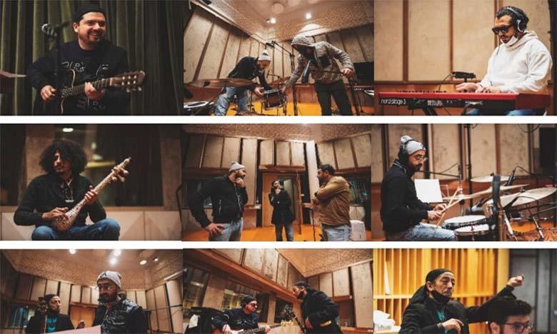 La talentueuse Kamar Mansour au Studio Hiba.