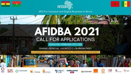 Programme AFIDBA pour les entreprises inclusives : L'appel à candidatures ouvert jusqu'au 5 février