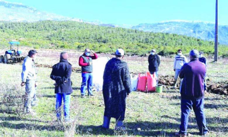 L'Agence MCA-Morocco et l'ONCA se mobilisent pour le renforcement des capacités des agriculteurs du Gharb et du Haouz