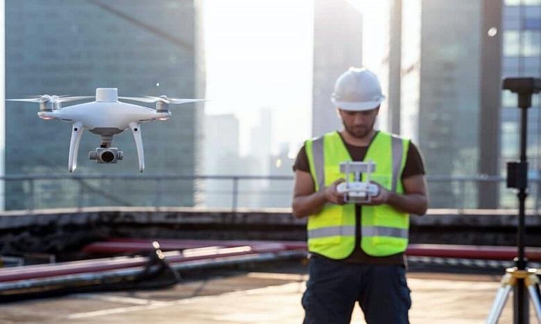 Droneway, distributeur  officiel des drones DJI au Maroc