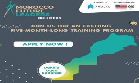 """Programme """"Morocco Future Leaders"""": Coup d'envoi de la 3e édition dédiée à la région Dakhla-Oued Eddahab"""