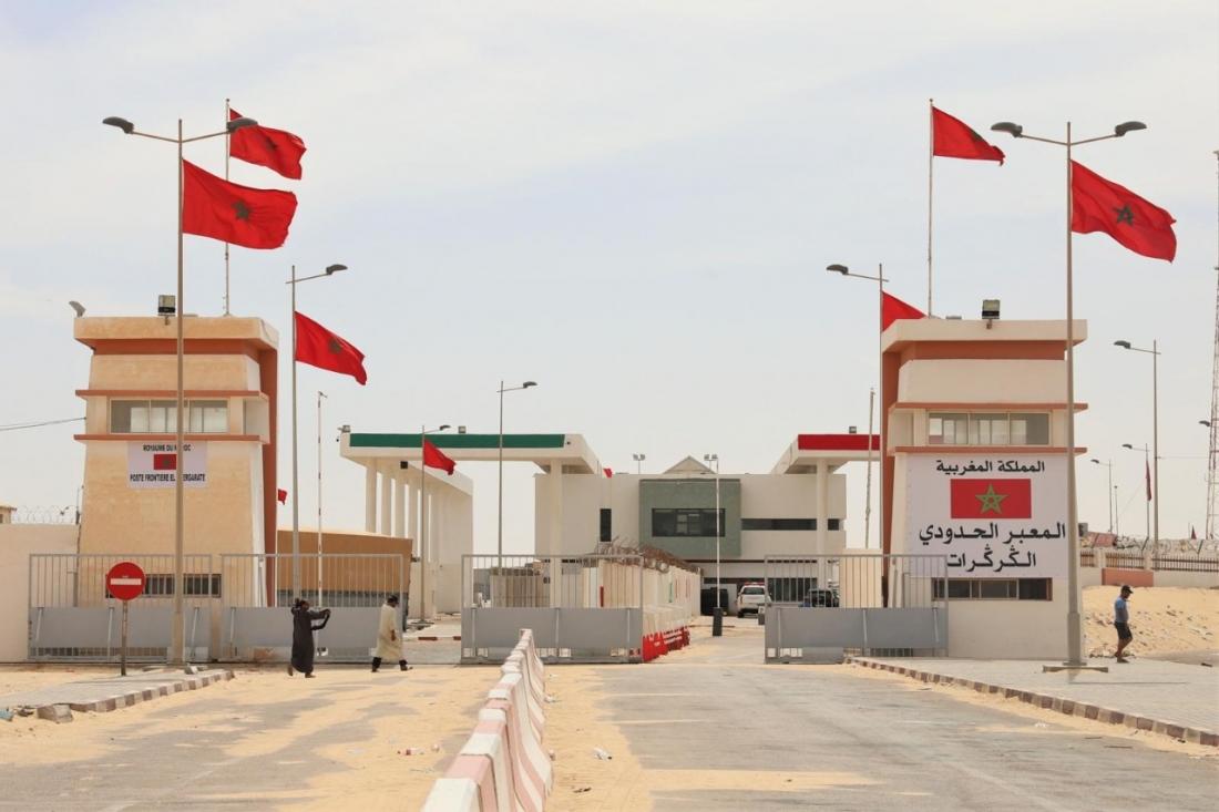 """Guerguarate : le trafic routier entre le Maroc et la Mauritanie """"n'est aucunement perturbé"""""""