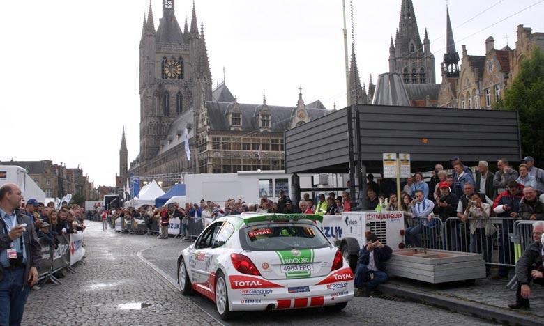 Le Rallye d'Ypres programmé en août