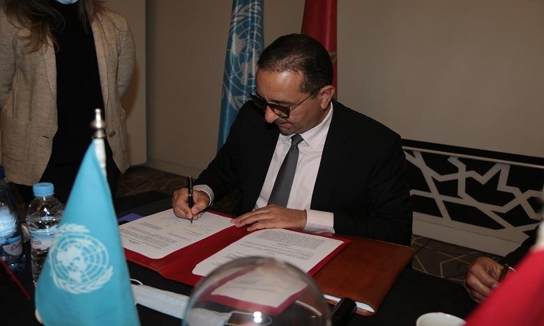 L'Agence de l'Oriental et le Bureau de l'UNESCO pour le Maghreb partenaires