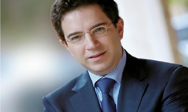 L'écrivain libanais Alexandre Najjar Grand Prix de la Francophonie